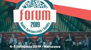 O rynku HoReCa podczas Forum Rynku Spożywczego i Handlu 2019