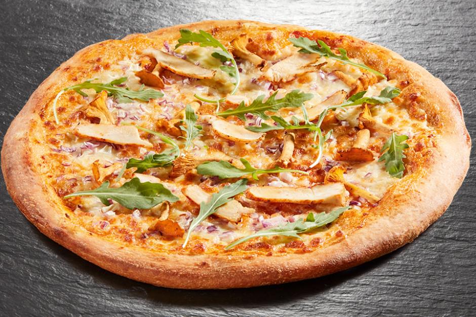 Zapiekanki i pizza z... kurkami na stajach Moya