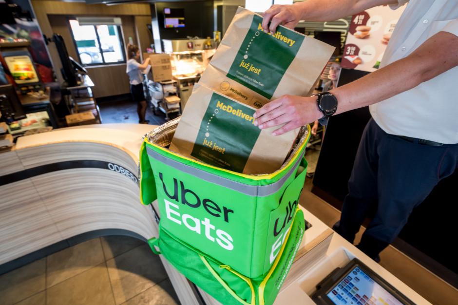 Uber Eats startuje w Bydgoszczy i Toruniu