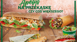 Subway wprowadził nowe menu w Europie Środkowo-Wschodniej