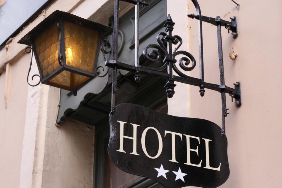 Hotele: Wzrośnie zainteresowanie niższą liczbą gwiazdek