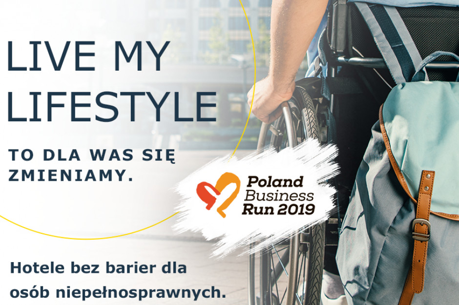 Louvre Hotels Group ponownie na starcie Poland Business Run 2019