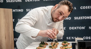 Aleksander Baron gościem specjalnym cyklu spotkań Design od kuchni