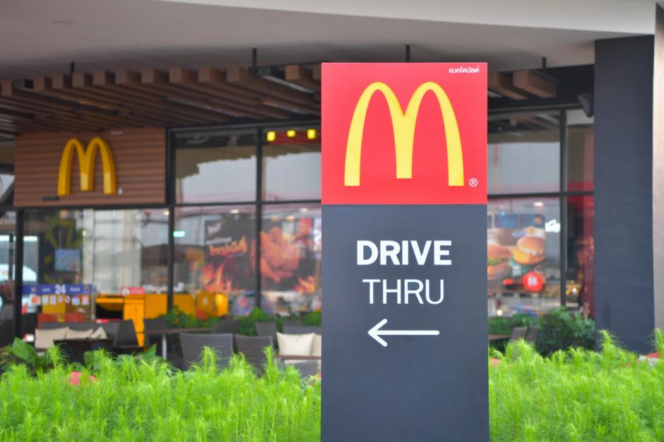 McDonald's wykorzysta sztuczną inteligencję do rozumienia mowy