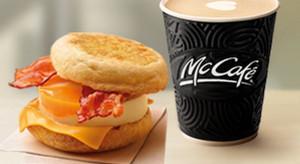 Kawowe poniedziałki McCafé powracają do McDonald's