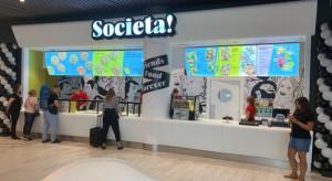 Restauracja Societa otworzyła się w Blue City