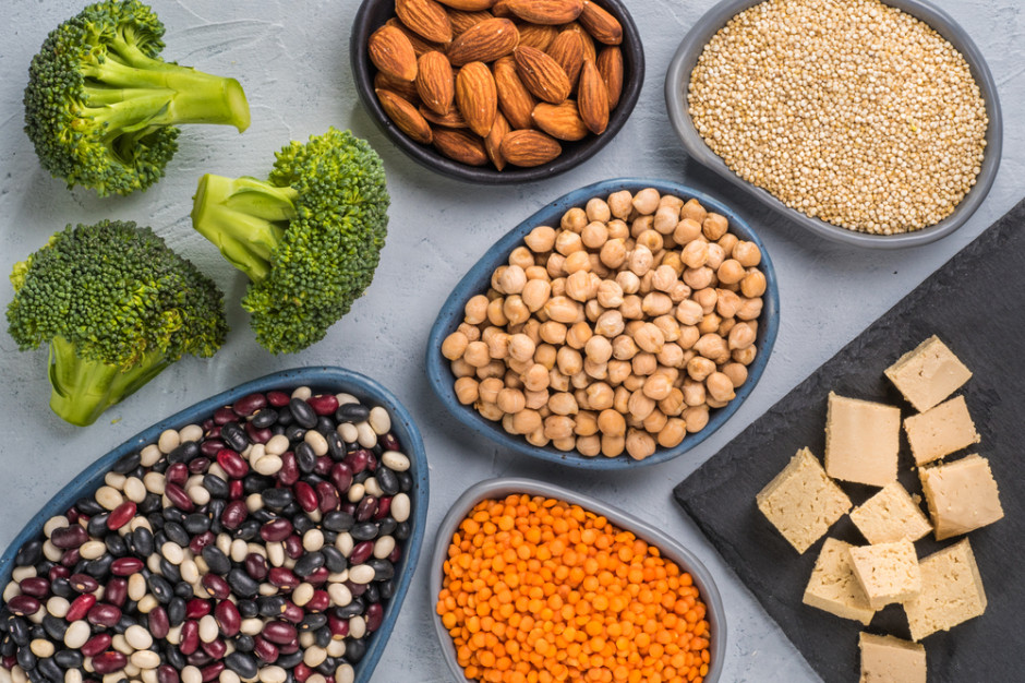 Mintel: Weganizm i wegetarianizm silnie wpływają na globalny rynek żywności