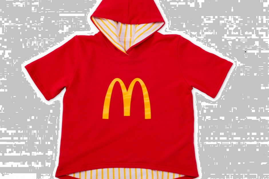 McDonald's stworzył kolekcję ubrań i akcesoriów