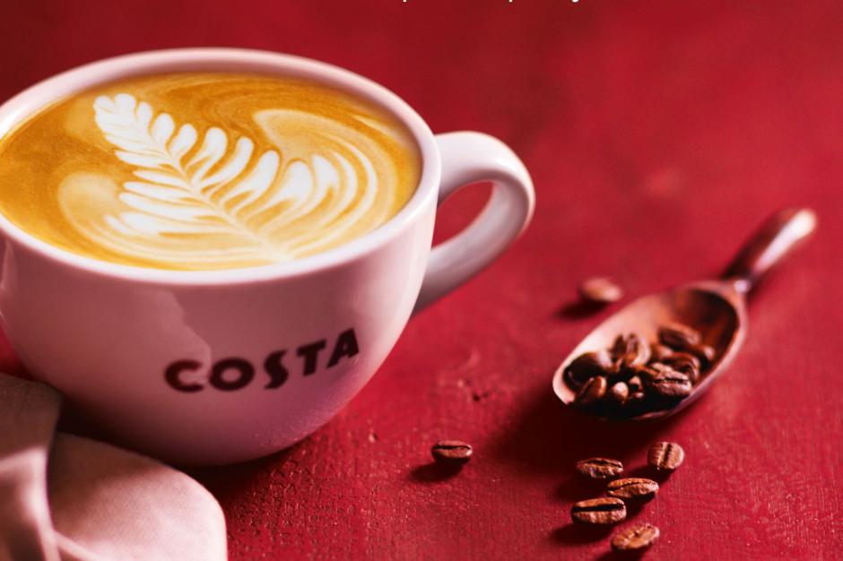 Costa Coffee wprowadza smaki Etiopii