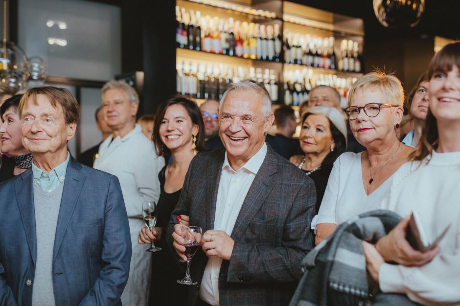 Marek Kondrat oficjalnie otworzył swój lokal BARaWINO w Warszawie