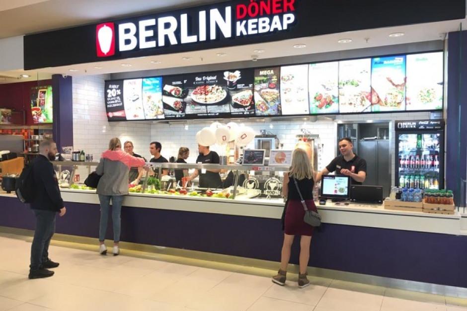 Berlin Doner Kebap otworzył drugi lokal w Bydgoszczy