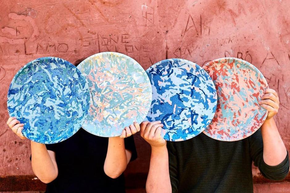 Nowy trend: Zastawa stołowa z odpadów gliny
