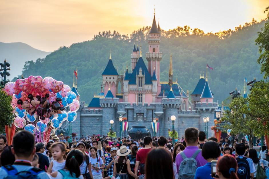 Disney World przyjazny weganom. Wprowadza 400 roślinnych dań