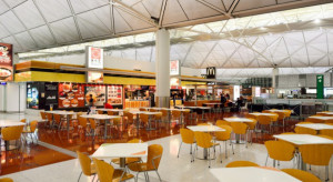 Udział gastronomii w centrach handlowych wzrósł ilościowo do 9,7 proc. (raport)