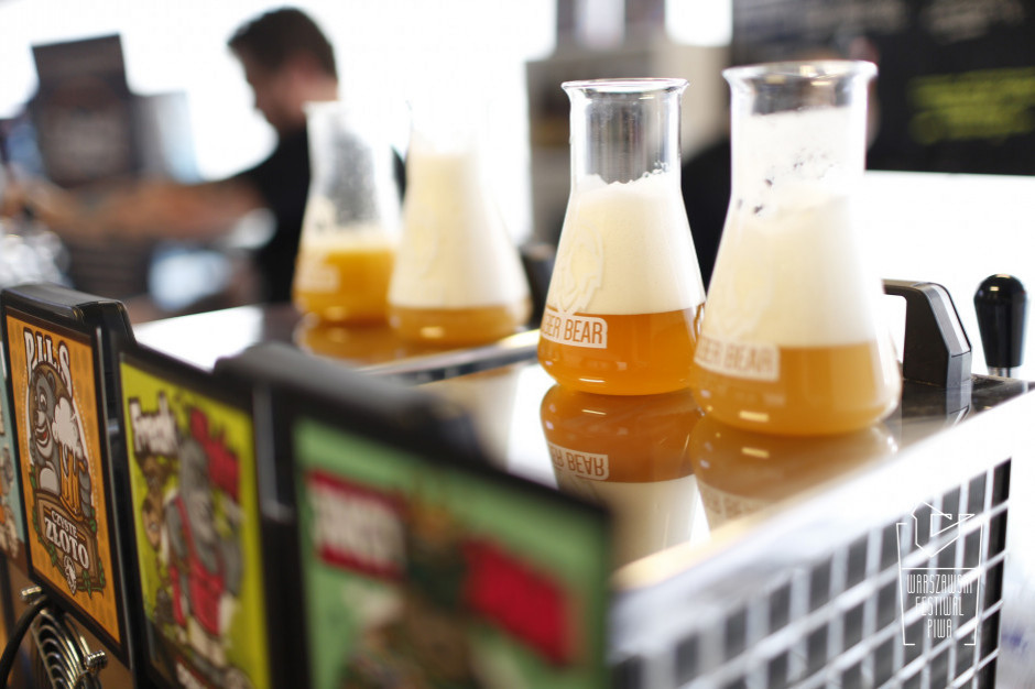 W październiku odbędzie 11. edycja Warszawskiego Festiwalu Piwa