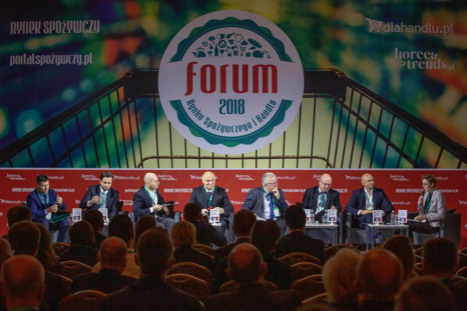 XII edycja Forum Rynku Spożywczego i Handlu. Zobacz kto potwierdził udział w debatach!