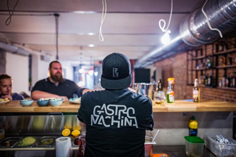 Kiedyś foodtruck, dziś restauracja - Centralna Gastromachina ruszyła w Łodzi