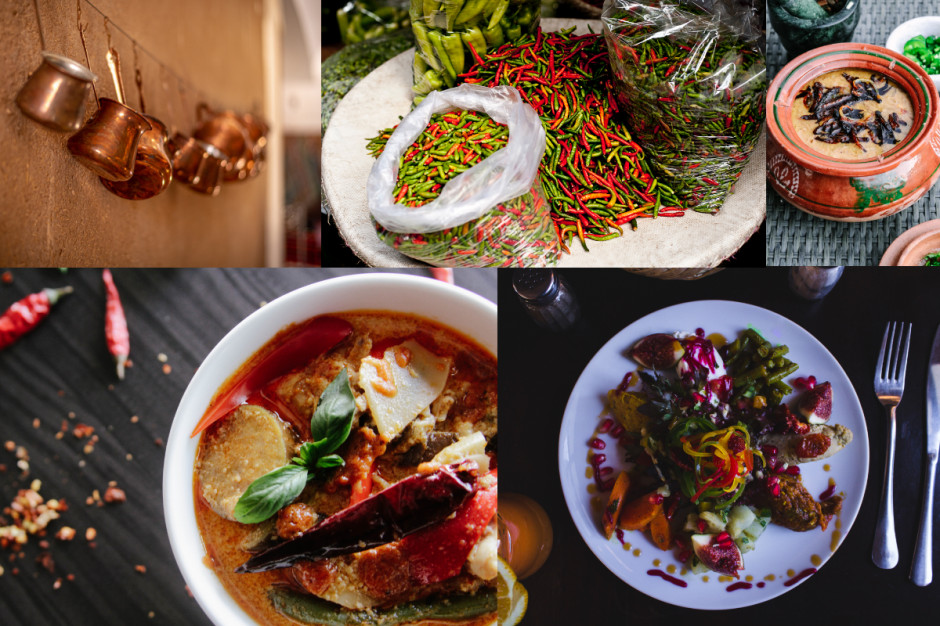 5 bałkańskich inspiracji kulinarnych, które rozgrzeją polski październik