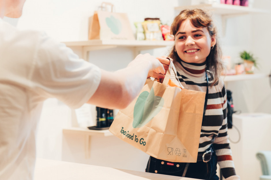 Too Good To Go: Polacy są gotowi by zmierzyć się z problemem marnowania jedzenia