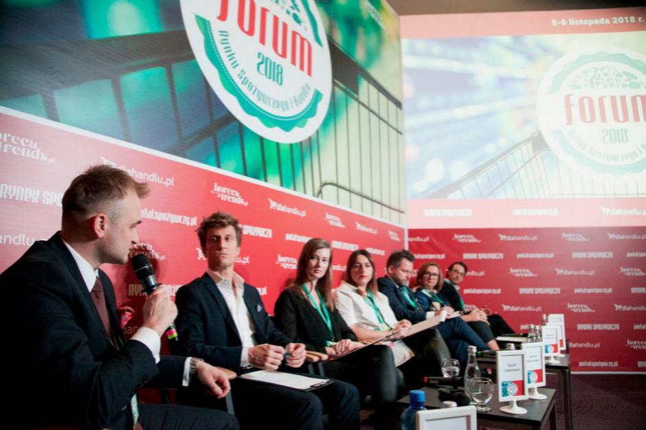 Pyszne.pl, PizzaPortal.pl, Uber Eats, Glovo, Wolt na Forum Rynku Spożywczego i(...)