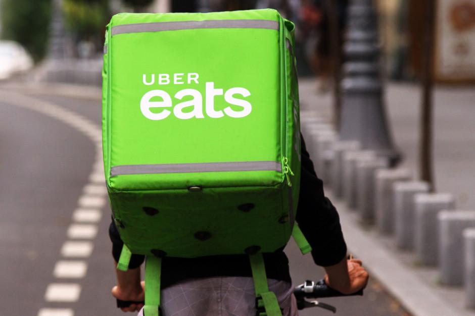 Uber Eats z kolejnymi miastami na Górnym Śląsku