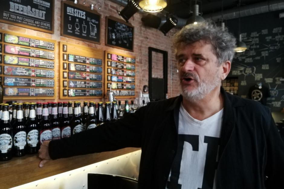 Janusz Palikot rusza po crowdfunding na produkcję kraftowej okowity