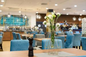 Aqua Restaurant - restauracja w sercu Term Uniejów