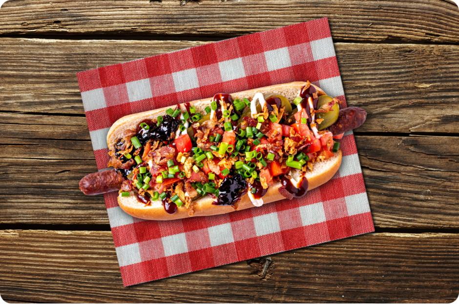 Restauracje 7 Street wprowadzają hot-dogi premium