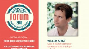 Dyrektor Beyond Meat weźmie udział w Forum Rynku Spożywczego i Handlu 2019