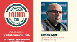 Damian Rybak, Pizza Hut Dine in, o trendzie #convenience na FRSiH