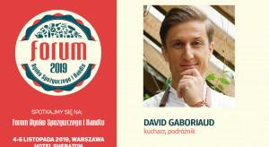 David Gaboriaud prelegentem FRSiH 2019