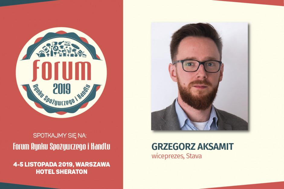 Grzegorz Aksamit, wiceprezes Stava, prelegentem FRSiH 2019