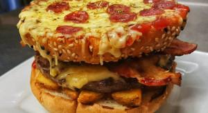PizzaBurger w sieci lokali Meet & Fit