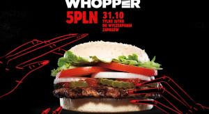 Ghost Whopper powrócił do Burger Kinga