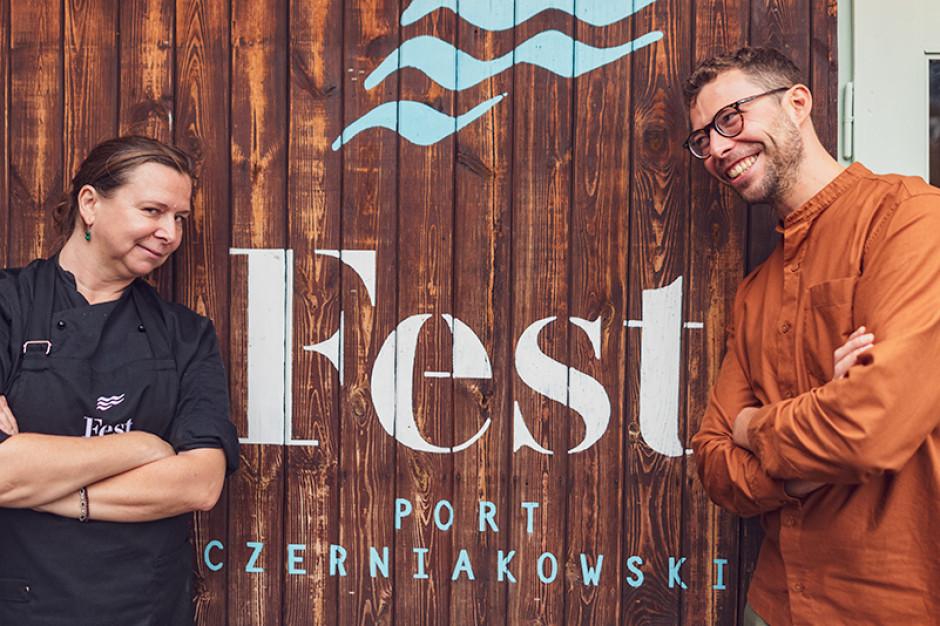 Fest Port Czerniakowski z nową szefową kuchni startuje z początkiem listopada