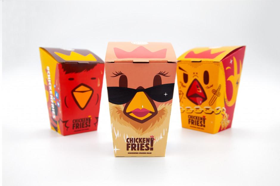 Burger King wprowadza do Polski Chicken Fries - frytki z kurczaka
