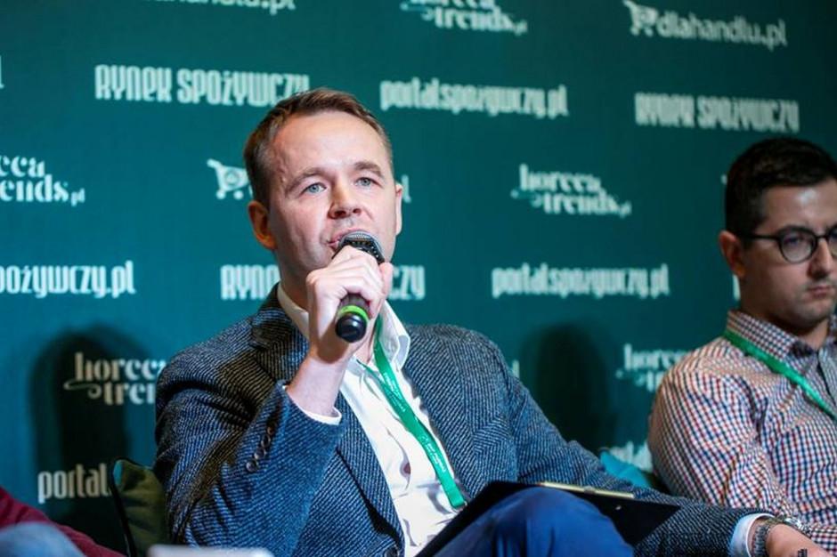 Arkadiusz Krupicz, współzałożyciel i dyrektor zarządzający Pyszne.pl
