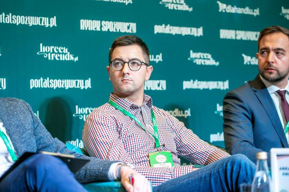 Piotr Kruszyński, prezes PizzaPortal.pl