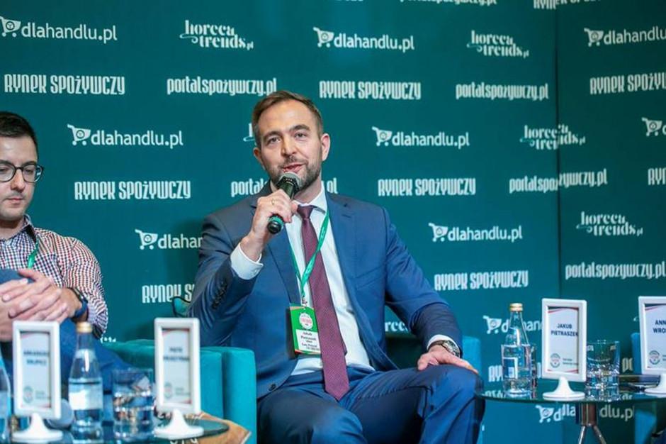 Jakub Pietraszek, dyrektor generalny Uber Eats Poland