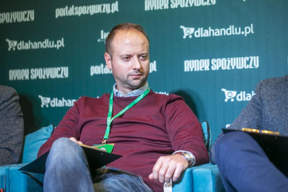 Nicolas Jedraszak, General Manager Poland Wolt