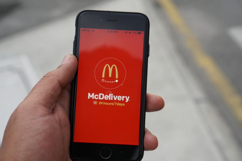 """McDonald's otwiera swoją pierwszą """"dark kitchen"""""""
