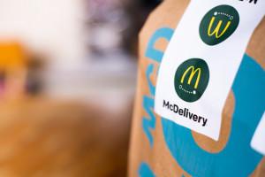 McDelivery: Już co trzeci lokal McDonald's realizuje dostawy do klienta
