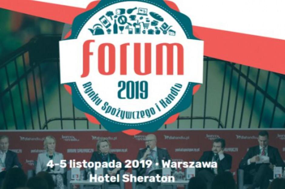 XII Forum Rynku Spożywczego i Handlu - relacje i podsumowania debat!