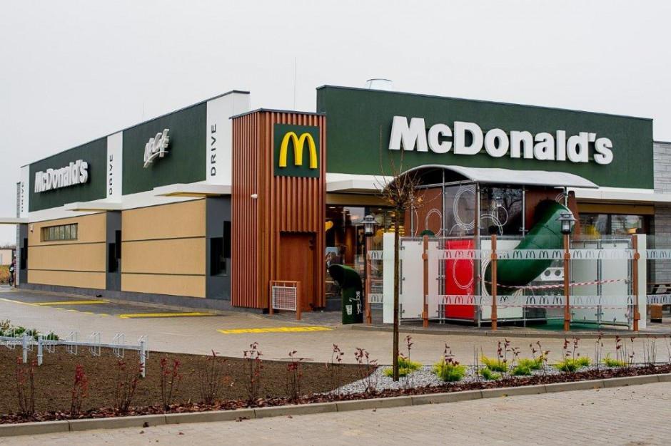 Nowy McDonald's w Sokołowie Podlaskim
