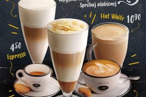 Festiwal kawy w lodziarnio-kawiarniach Grycan