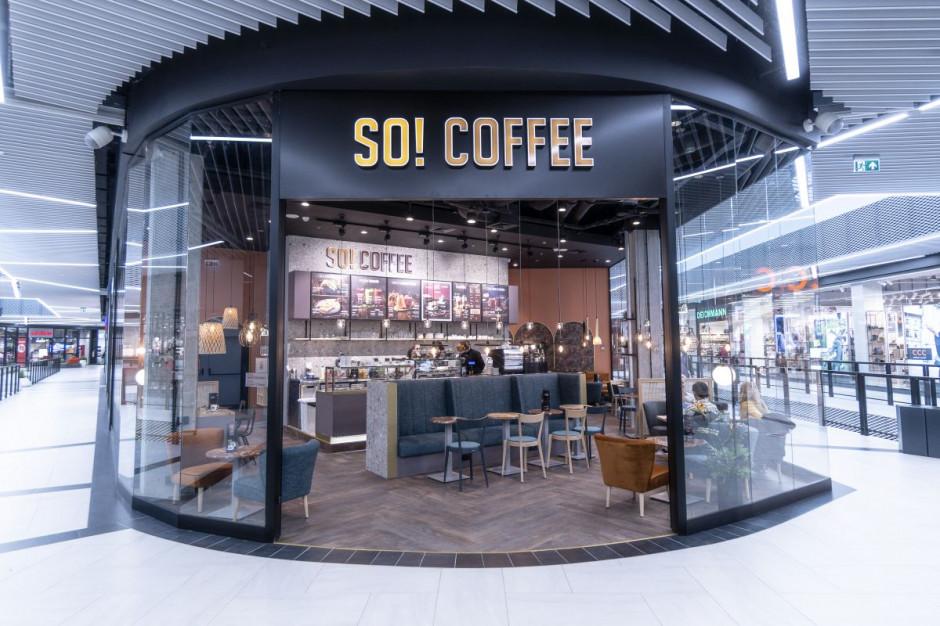 So!Coffee dołączyło do Centrum Handlowo-Rozrywkowego Nowa Stacja w Pruszkowie