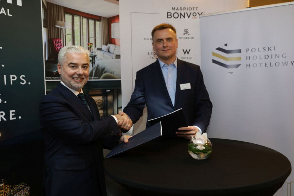 Ekskluzywna marka hotelarska wchodzi do Polski