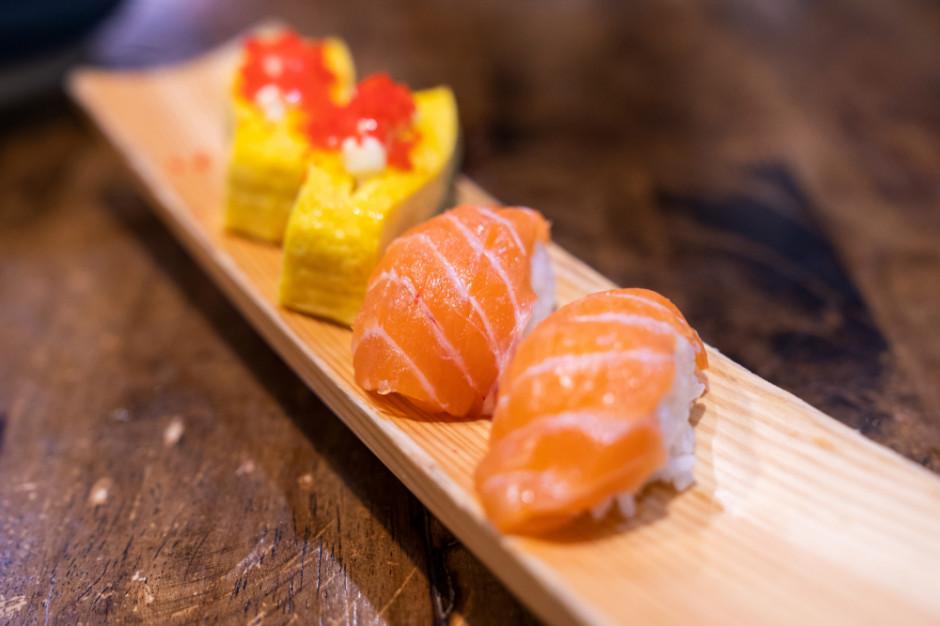 Najlepsza restauracja sushi poza przewodnikiem Michelin
