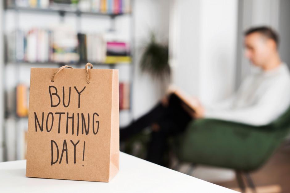 30 listopada to... Dzień bez Zakupów