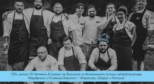 Kulinarny kolektyw z województwa śląskiego przygotuje charytatywną kolację